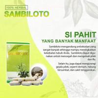 Kapsul Sambiloto ( Herbal Kencing manis / Diabet ) sudah POM TR