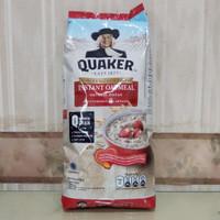 Quaker Instant Oatmeal 800 gram - 100% Oat Utuh Cukup Tambah Air Panas