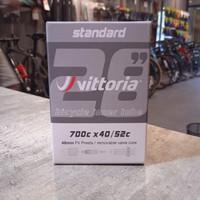 Ban Dalam Vittoria Standard 700x40/52c FV Presta RVC 48mm