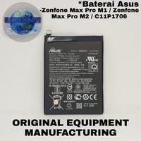 Baterai Original Asus Zenfone Max pro M1 Asus Zenfone Max pro M2 Batre