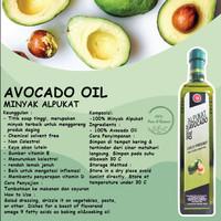 Minyak Alpukat Avocado Oil 1000ml Terdaftar BPOM