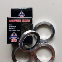center ring velg mobil (4pcs) - 57,1x73,1