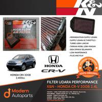 Filter Udara KNN / K&N Honda CRV 2008 2000cc PnP