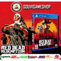 PALING MURAH !! PS4 RED DEAD REDEMPTION 2 CD GAME BD PS4 English