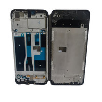 Frame LCD Tulang Tengah Tatakan Bezel Oppo A3S CPH1803 Black