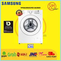 Mesin Cuci Samsung Front Loading 6,5kg WW65J3033LW/SE 65J3033