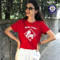 Baju Kaos Warna Vinyl Dewasa Pria/Wanita/Unisex Design Imlek Umum
