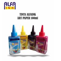 TINTA ALFAINK ART PAPER 100ML
