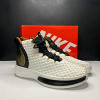 Sepatu Nike Alpha Dunk Official Sepatu Basket Sepatu Pria Olahraga (2) - 39