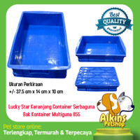Lucky Star Keranjang Container Serbaguna / Bak Kontainer Multiguna 855
