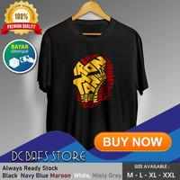 Baju Kaos Tshirt Superhero Super Hero Dewasa Premium Marvel Iron Man