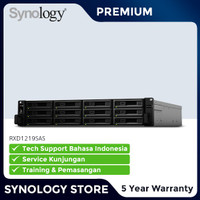 SYNOLOGY RXD1219sas NAS Expansion 12-Bay Garansi Premium1
