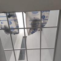kanopi atap transparan solarflat kerangka 4x4 2x4