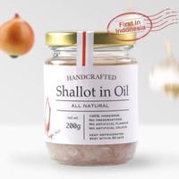 Shallot in Oil The Ingredient Bumbu Bahan Masakan Minyak Bawang Merah