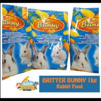 Makanan Kelinci Briter Bunny Carrot 1kg / Bunny Food