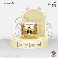 Bedak Tabur RORO MENDUT Magic BB Pure Natural Face Powder 20gr - Luxury Natural