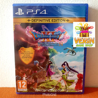 PS4 Dragon Quest XI Echoes of an Elusive Age S Definitive Edition / 11