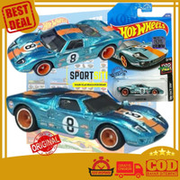 Ford GT-40 Super Treasure Hunt THS Hot Wheels Factory Sealed 2020