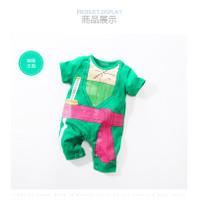 Baju Romper / Baby Jumper Anak Bayi cowo Anime ONE PIECE LUFFY ZORO