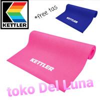 Matras Yoga 8.0mm KETTLER YOGA MAT ECO SERIES ORIGINAL