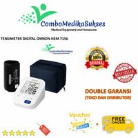 Tensimeter Digital Omron Hem 7156 5 tahun garansi