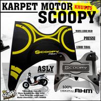 Karpet Motor Honda Scoopy Original 2015 2020 20201
