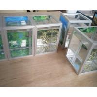Aquarium Akrilik Cupang + Siku Alumunium Uk.15x15x tinggi 20 cm