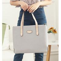 Hand Bag Laptop Mac 15.6 Inch Wanita Synthetic Leather