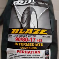 Ban FDR Blaze 90/80-17 Intermediate Compound