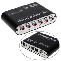 Digital Audio 5.1 Surround Sound Decoder DTS AC3 Dolby Convert