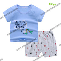 Setelan bayi laki laki/pakaian bayi laki laki/baju anak laki laki