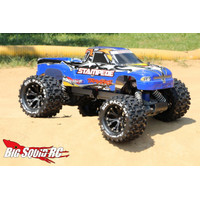 RC DuraTrax Sixpack MT 2.8 Mounted MONSTER Truck Tires ARRMA KRATON 8S