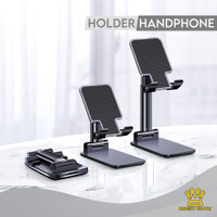 Phone Holder Standing Hp For iphone/TAB Stand Universal/-PUTIH