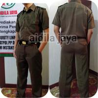 Baju seragam PDH satpol pp