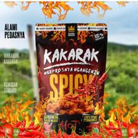 BEST SELLER Makaroni Kakarak Pedas Snack Makroni - PEDAS level 1