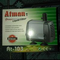 Water pump liquid filter Atman At-103
