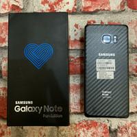 Samsung Galaxy Note FE [Second] - Layar Shadow | Bayang