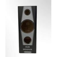 COD PROMO Box speaker 6 inch persegi panjang