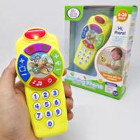 Mainan Telepon bayi / Baby mobile phone toys / mainan HP bayi PS666-B