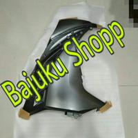 fairing atas fairing samping ninja 250 Fi grey kanan original kawasaki