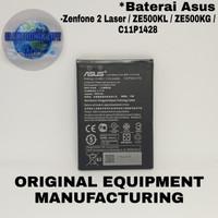 BATERAI BATRAI ASUS ZENFONE 2 LASER ZE500KL ZE500KG C11P1428 Batre