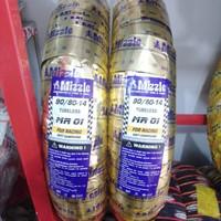 ban mizzle mr01 ring 14 90 80 tubeless depan belakang soft compound