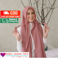 Jilbab Pashmina Tali Diamond - Kerudung Wanita