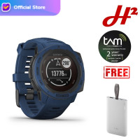 Garmin Instinct Solar Smartwatch - Garansi Resmi TAM