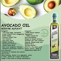 Minyak Alpukat Avocado Oil 100% Murni Tsbali 1 Liter