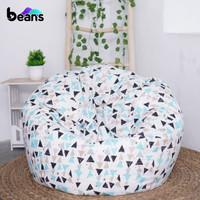 Bean Bag Oval Motif - Termasuk Isi - Bean Bag Motif - Beanbag - 14