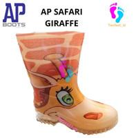 SEPATU AP BOOT ANAK-AP BOOT ANAK TERMURAH-AP BOOTS GIRAFFE 1-6THN