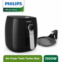 Philips Air Fryer HD-9723 / HD9723 Black