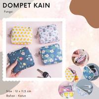 Dompet Koin / Earphone / Kunci Souvenir Bahan Kain