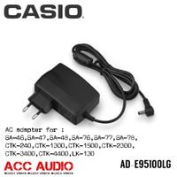 Adaptor Keyboard Casio AD-E95100LG Original